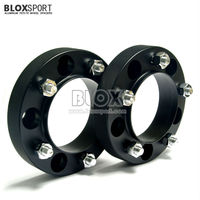 Forged Aluminum alloy CB124 Wheel Spacer 5x165.1 for Land Rover Range Rover