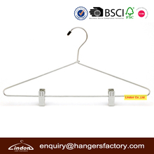 Assessed Supplier LINDON Durable and space saving heavy wire clothes hangers