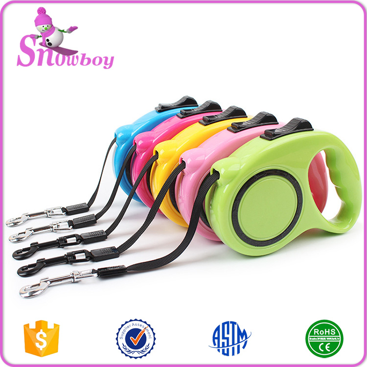 Outdoor Automatic Retractable Dog Leash for Running