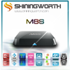 M8S 2G/8G android set top box 5.0gWifi Google H.265 Bluetooth Amlogic S812 Android tv box