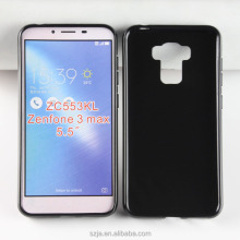Tpu gel protector pudding skin cover case for ASUS ZenFone 3 Max (ZC553KL)