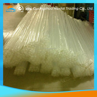 plastic pipe industry PMMA Material acrylic tubing pipe