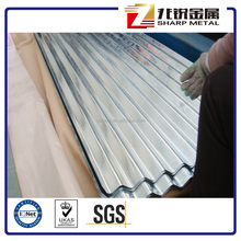 Galvanized sheet metal roofing factory price