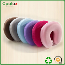 Pressure Relieving U Shape Pillow With Ear Hole Manufacture