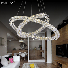 Zhongshan 60W led luxury contemporary hotel crystal chandelier lighting