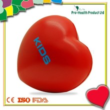 Cheap Heart Shape Small Stress Ball For Children