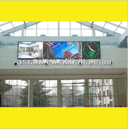 P7 stage background led display screen / indoor led video screen/ slim clear indoor led display