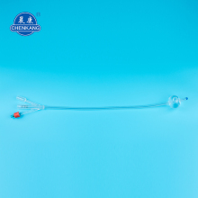 2 Way Silicone Foley Catheter 16FR