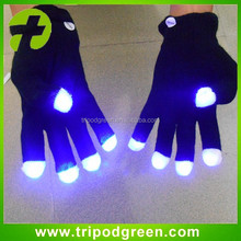 LED Flashing Gloves/Halloween Glow Toy/LED Halloween Toy
