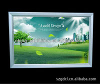 Double side portable led light box billboard advertising