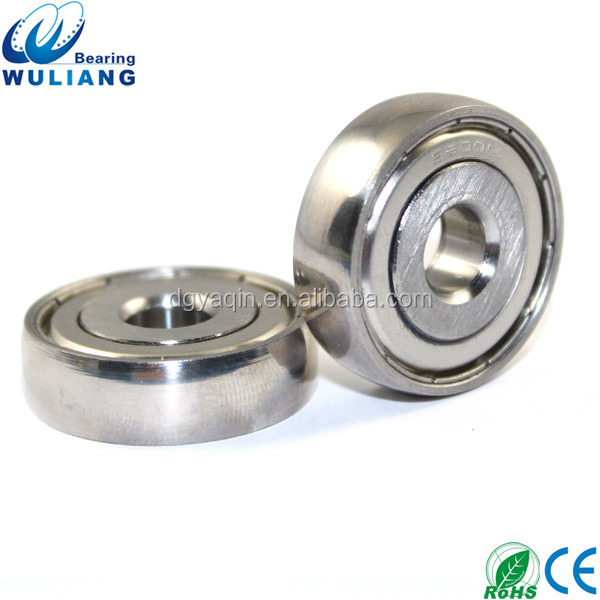 China Newest Bearing AISI304 stainless steel spherical plain bearing S6001zz