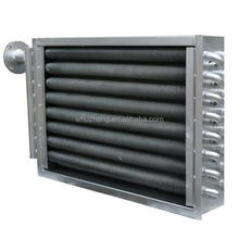 ALUMINUM or HFW fin tube heat exchanger for refinery and oil industry