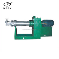 Hot Feed Rubber Plastic Extruding Machine