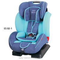 Baby car seat / child car seat with ECE R44/04certification for group 1+2+3 (9-36kgs, 9months-12 year baby)