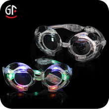Wonderful Customized Wholesale Football Shaped Flashing Led Glasses For Sport Event