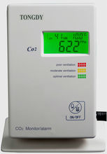 Top CO2 Controller with alarm for classroom