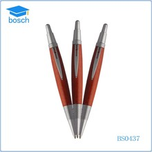 High quality wooden pen making kits pen refills wood pen