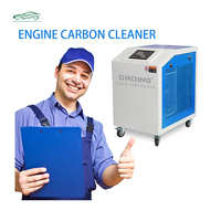 Replace traditional carbon cleaning hydrogen generator hho dry cell
