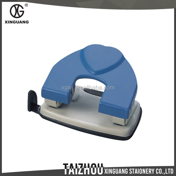 cheap metal paper punch 2 hole