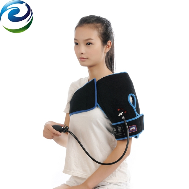 Medical Shoulder Cold Therapy Ice Wrap For Knee Pain Relief
