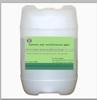 cement floor curing agent concrete strength enhancer