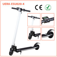 Cheap Price Aluminium Alloy Electric Scooter Easy to Fold Fashion Design