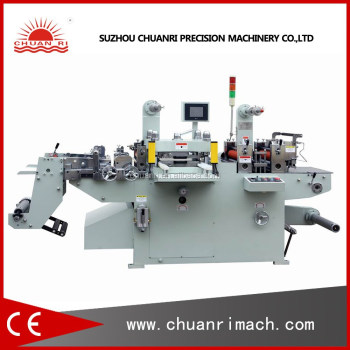 Roll To Roll And Roll To Sheet Auto Feed Die Cutting Machine
