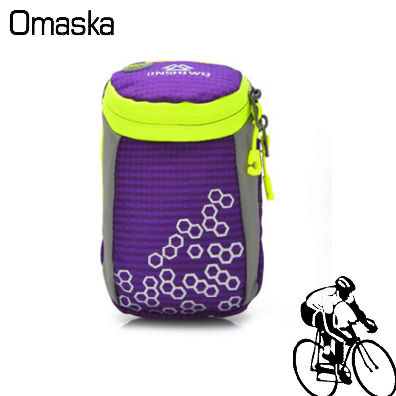 New Sport Waterproof Cycling cell phone hot sales arm pouch bag cell arm bag