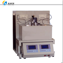 Astm D97 Solidifying Point and Cold Filter Plugging Point Tester for Petroleum Products