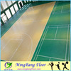 Trade assurance low-cost synthetic basketball court flooring