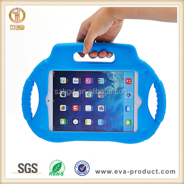 Radio Kids EVA Foam Shock Proof Cover Case for iPad Mini With Handle