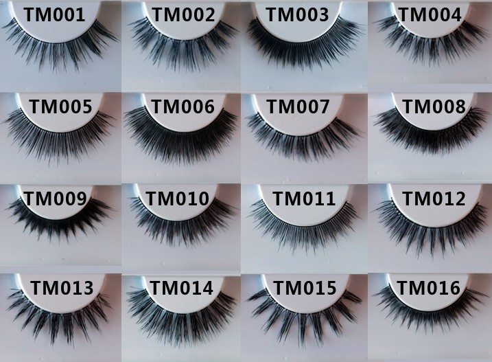 Volum lashes hot sale sample free 3D eyelashes extensions individual customer package
