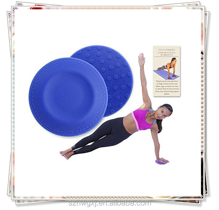 Yoga Knees Pads Silicone Yoga Joint Cushions, Silicone Yoga Mat For Knees