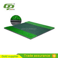 GP- 3d golf range mats inflatable mini golf golf practice mat