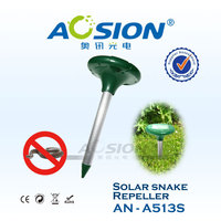 have cute dots garden-tools solar snake repeller with vibration (AN-A513s)