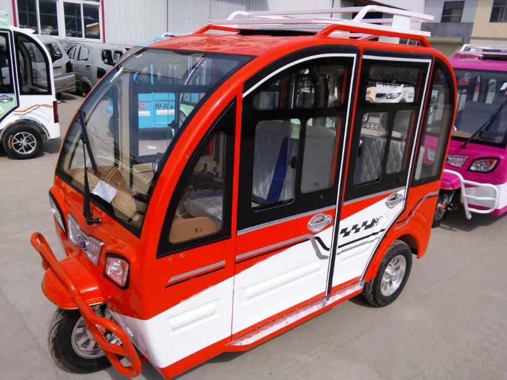 Electric Three Wheel Car Trike 3 Wheel Electric Tricycle