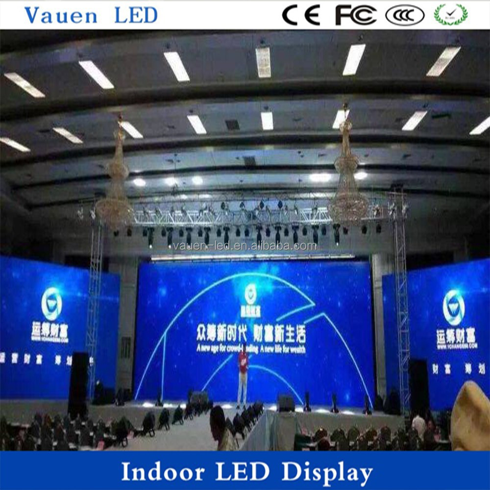 P5 indoor led display P5 LED Screen P5 LED Curtain from rental Screen
