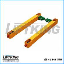 LIFTKING workshop overhead crane gear motor end carriage
