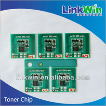 Professional supplier!!11 yield black color Cartridge number 006R1179 Compatible OKI toner chip