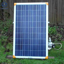 Good quality poly 12v 100w solar panel price manufactures