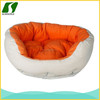 New fashion comfortable silk red indoor dog bed