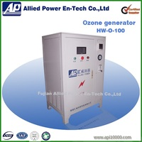 Tap water treatment ozone generators