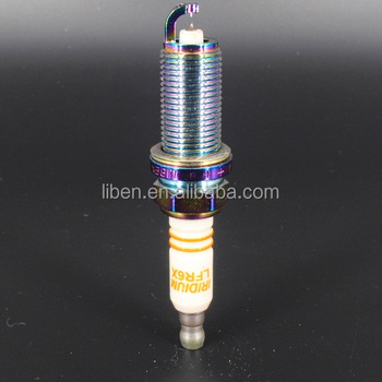 INT ROTARY POWER DOUBLE IRIDUIM ENGINE SPARK PLUG FOR NGK LFR6AIX