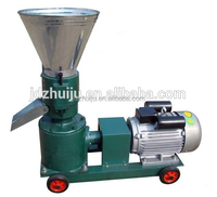 2016 cheap price full automatic animal feed pellet making machine with high quality