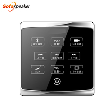 Excellent Quality Dual Usb Wall Mounted Speaker Amplifier