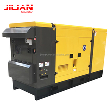 Guangzhou Factory for Sale Price 40kw 50kVA Silent Electric 50kva generator price specification