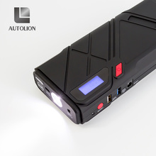 Excellent Quality LCD display Portable Mini Multi-Function Car Jump Starter