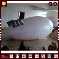 Best selling custom size pvc inflatable blimp for outdoor activity