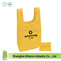 GENUINE STANDARD REUSABLE FOLDING SHOPPING TOTE BAG FOR GIFT