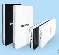 LIBOWER 5200mAh Power Bank, Mobile Power, Portable Charger for Iphone